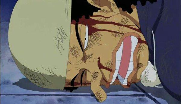 Usopp (alias Sniperking) - Arc Thriller Bark