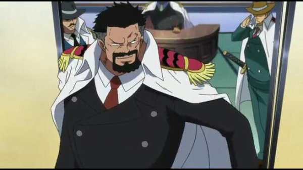 Monkey D. Garp + Bogart - OAV 03, Episode 0