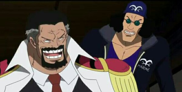 Monkey D. Garp, Kuzan Aokiji, Tsuru, Haguar D. Sauro, Sakazuki Akainu, Sengoku, Borsalino Kizaru, Momonga & Yamakaji - OAV 03, Episode 0