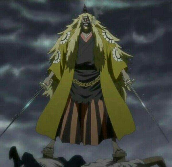 Kinjishi no Shiki vs Sengoku & Monkey D. Garp - OAV 03, Episode 0