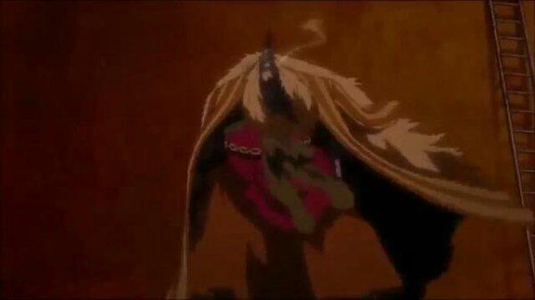 Sengoku, Monkey D. Garp & Kinjishi no Shiki - Film 10, Strong World
