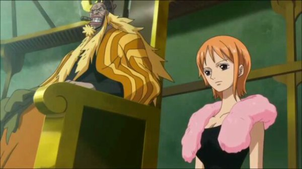 Kinjishi no Shiki & Nami (+ Dr Indigo) - Film 10, Strong World