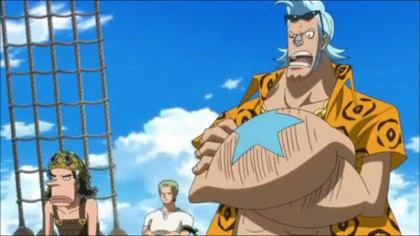 Monkey D. Luffy, Roronoa Zoro, Nami, Usopp, Sanji, Chopper, Franky & Brook - Film 10, Strong World