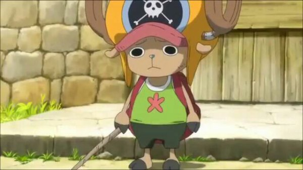 Chopper - Film 10, Strong World
