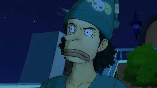 Usopp, Sanji & Chopper - Film 11, One Piece 3D Mugiwara Chase (A la poursuite du Chapeau de Paille)