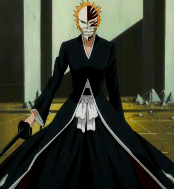 Ichigo Kurosaki - Arc Shūsuke Amagai