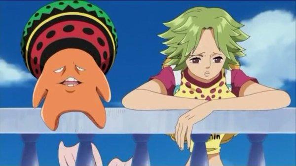 Keimi (ou Camie) & Pappug - Arc Duval
