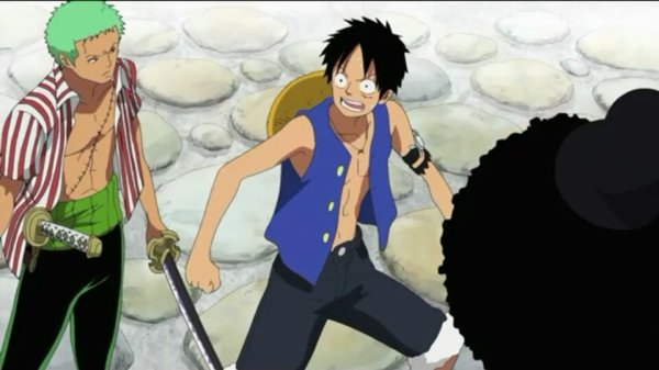 Monkey D. Luffy, Roronoa Zoro, Nami, Usopp, Sanji, Chopper & Brook - Arc Duval