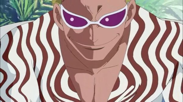 Don Quichotte Doflamingo - Arc Archipel Sabaody