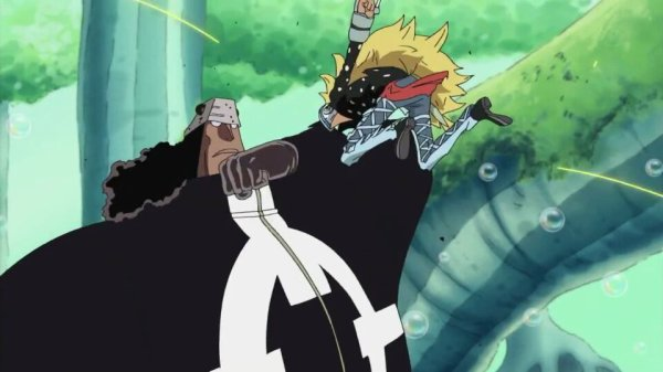 Pacifistas vs Eustass Kid, Trafalgar Law, Killer, Heat, Jean Bart, X-Drake & Urouge - Arc Archipel Sabaody