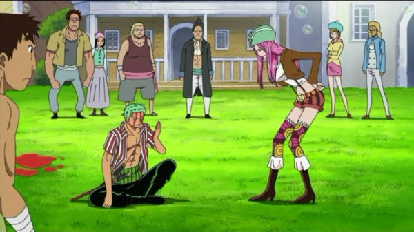 X-Drake, Killer, Jewelry Bonney, Roronoa Zoro, Monkey D. Luffy,