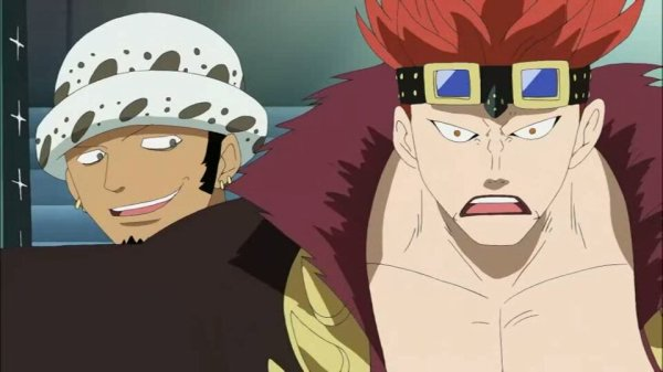 "Monkey D. Luffy, Trafalgar Law & Eustass ""Captain"" Kid - Arc Archipel Sabaody"
