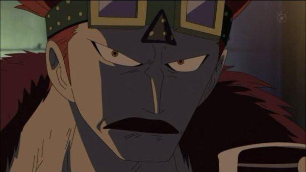 "Eustass ""Captain"" Kid - Arc Archipel Sabaody"