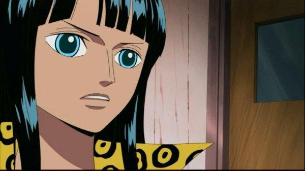Nico Robin - Arc Archipel Sabaody