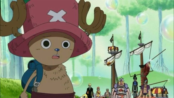 Chopper - Arc Archipel Sabaody