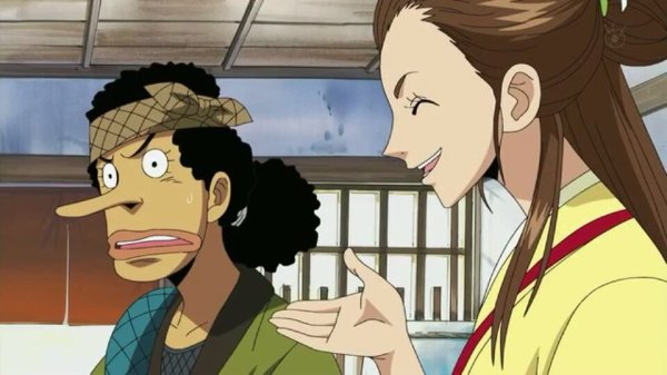 Monkey D. Luffy, Nami, Usopp, Chopper, Brook & Mao - Episodes fillers 406 & 407, Le retour du Boss Luffy
