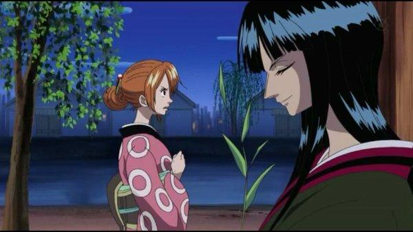 Equipage du Chapeau de Paille & Mao - Episodes fillers 406 & 407, Le retour du Boss Luffy