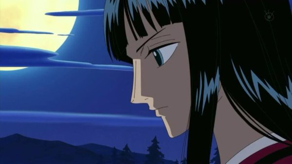 Nico Robin & Mao - Episodes fillers 406 & 407, Le retour du Boss Luffy