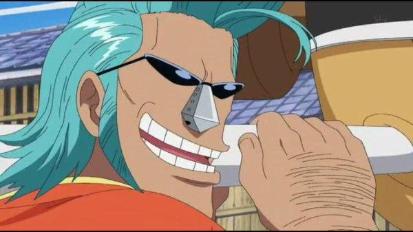 Sanji & Franky - Episodes fillers 406 & 407, Le retour du Boss Luffy