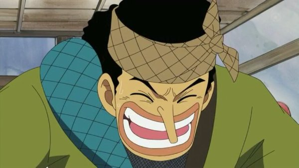Usopp - Episodes fillers 406 & 407, Le retour du Boss Luffy