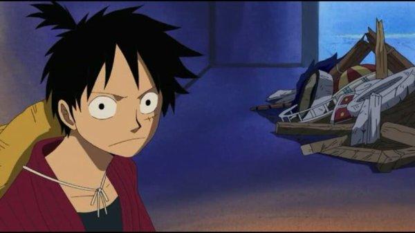 Monkey D. Luffy - Episodes fillers 406 & 407, Le retour du Boss Luffy