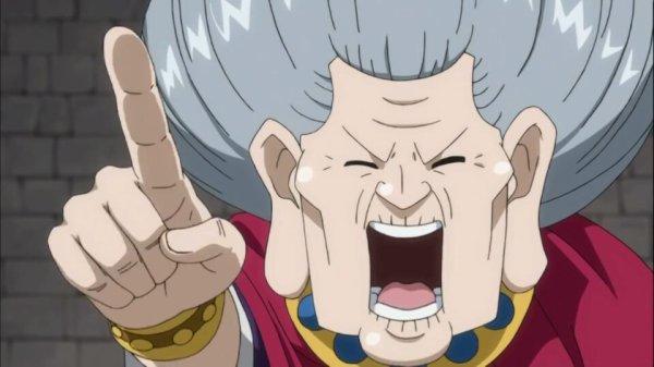 Ooba Babasama - Arc Grand Tournoi des jeux inter-magiques