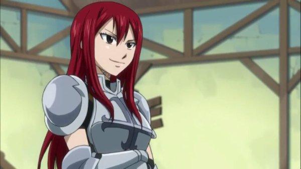 Erza Scarlet - Arc Grand Tournoi des jeux inter-magiques