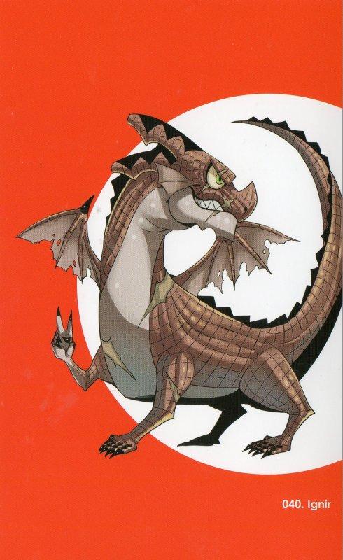 Les 50 cartes postales offertent avec l'édition limitée du tome 50 de fairy Tail (8/9)
