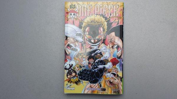 Mes derniers tomes achetés (One Piece, Bleach & Ao no Exorcist)
