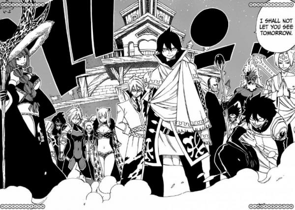 Zeleph Dragnir & ses 12 Spriggans de l'Empire d'Arbaless