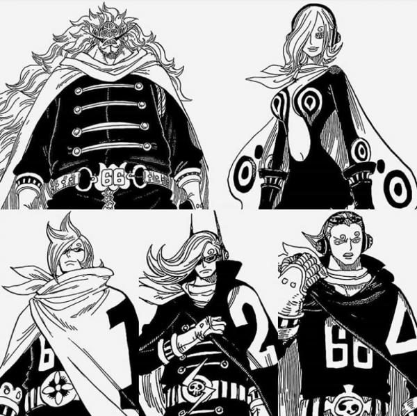 Famille Vinsmoke (Germa 66)