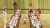 Lucy Heartfilia, Erza Scarlet, Ichiya Vandalay Kotobuki, Hibiki Laytis, Ren Akatsuki & Eve Thylm - OAV 05, Loisirs d'été à Ryûzetsu Land