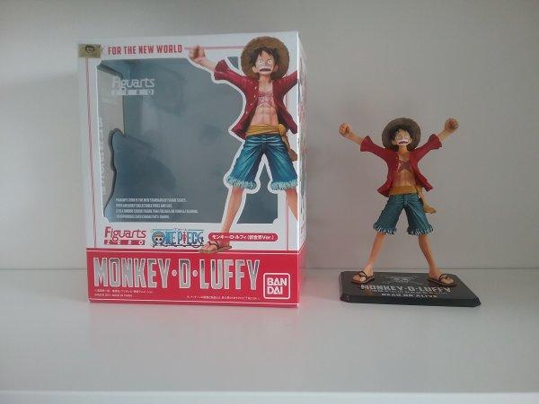 Luffy, Zoro, Nami, Usopp & Sanji - Collection Figuarts Zero, For the New World