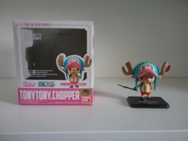 Chopper, Robin, Franky & Brook - Collection Figuarts Zero, For the New World