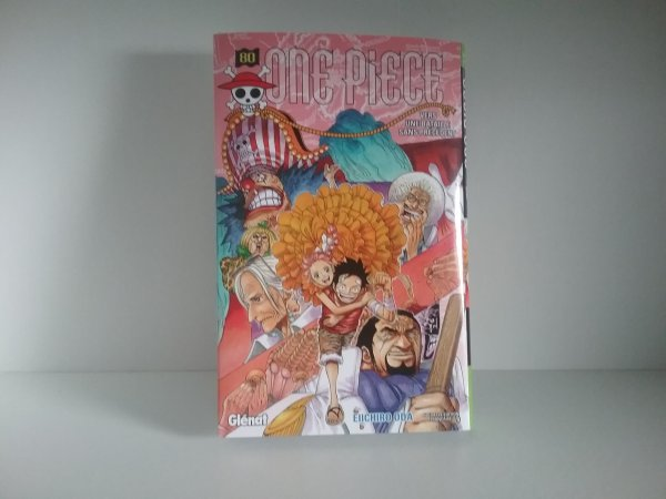 One Piece tome 80 / Bleach tome 71 / Ao no Exorcist (Blue Exorcist) tome 17
