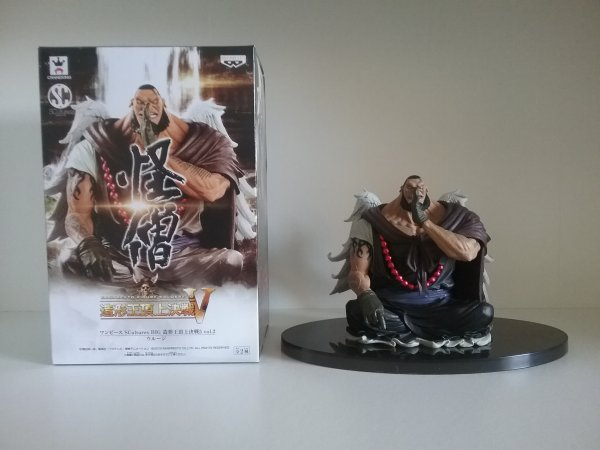Trafalgar D. Water Law & Urouge - Banpresto Sculture