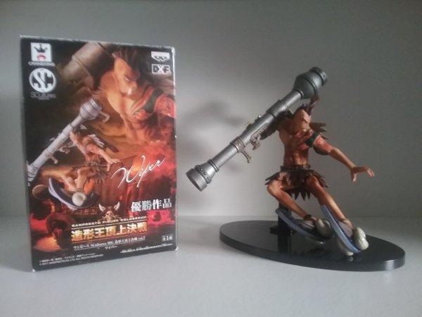 Figurines de Kakashi Hatake, Wiper & Nico Olvia - Collection