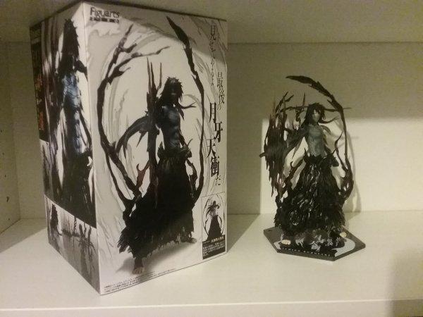 Ichigo Kurosaki (Figuarts Zéro), Sōsuke Aizen (Figuarts Zéro) & Nelliel Tu Odelschwanck (DX Girls) - Figurines Bleach