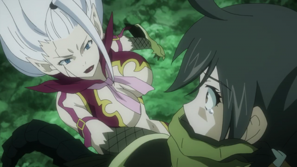 Mirajane Strauss vs Kamika - Arc Eclipse