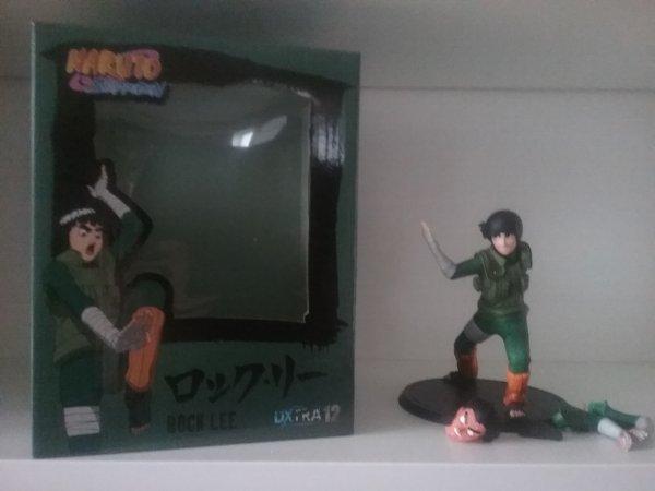 Shikamaru Nara, Rock Lee & Orochimaru - Figurines Xtra de Tsume