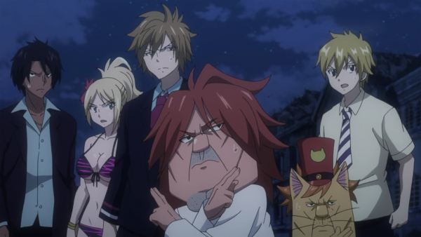 Ichiya, Hibiki, Ren, Eve, Jenny & Nichiya - Arc Eclipse