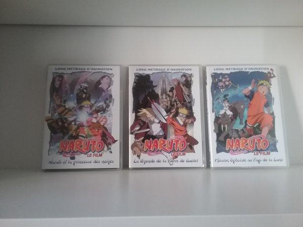 Films de Naruto - Collection