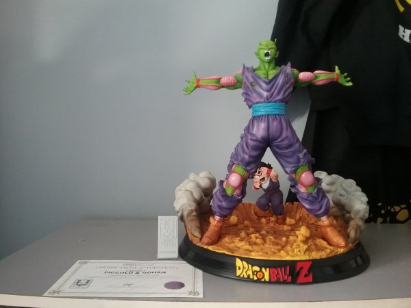 Piccolo x Son Gohan, HQS by Tsume - Collection