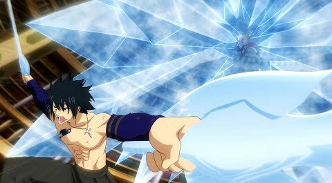 Rufus Lohr vs Grey Fullbuster - Arc Eclipse