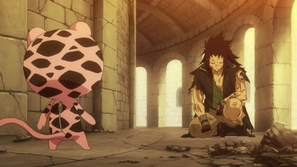 Gajeel Redfox, Frosch, Rogue Cheney, Miliana, Lector, Sting Eucliffe & Jubia Lokser - Arc Eclipse