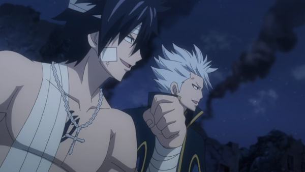Grey Fullbuster & Leon Bastia - Arc Eclipse