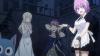 Virgo + Lucy Heartfilia, Natsu Dragnir & Happy - Arc Eclipse