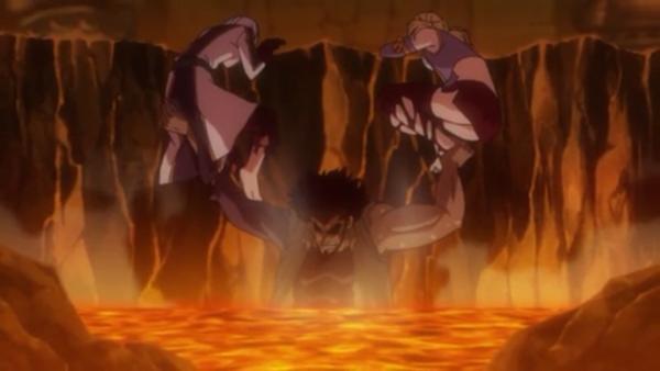 Yukino Aguria & Lucy Heartfilia + Arcadios & Leo - Arc Eclipse