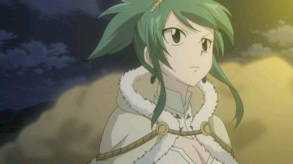 Jade (ou Hisui) E. Fiore - Arc Eclipse