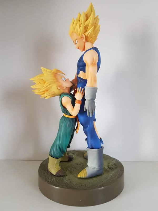 Vegeta & Trunks - Dramatic Showcase, saison 4